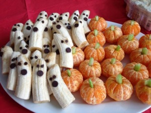 Halloween Fruit Snacks
