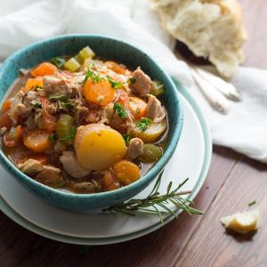 Slow Cooker Tuscan Stew